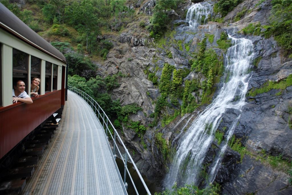 Kuranda Scenic Railway And Skyrail Tour From Port Douglas