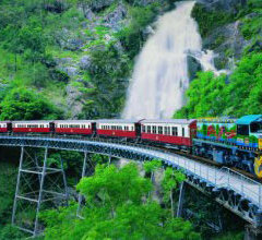Private Kuranda Tour | Kuranda Scenic Train