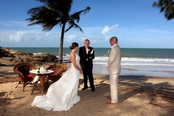 Wedding at Thala Beach Lodge