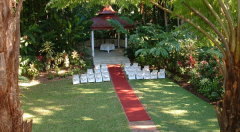 Wedding Gazebo Cairns Resort