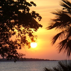 Weipa Sunset |Cape York 3 Day Air Tours