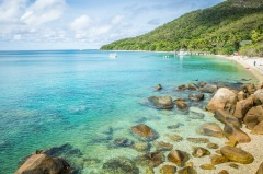 Welcome Bay, Fitzroy Island Resort | Cairns Island Resort