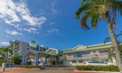 Welcome to Coral Tree Inn Cairns