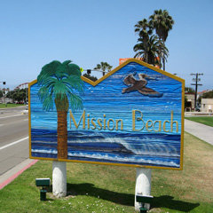 Welcome to Mission Beach