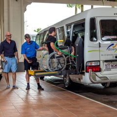 Wheelchair Accessible Vehicles | Private Group Tours Cairns