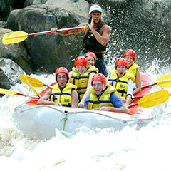 Port Douglas White Water Rafting