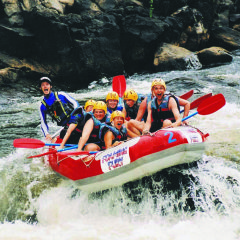 White Water Rafting Activities Port Douglas