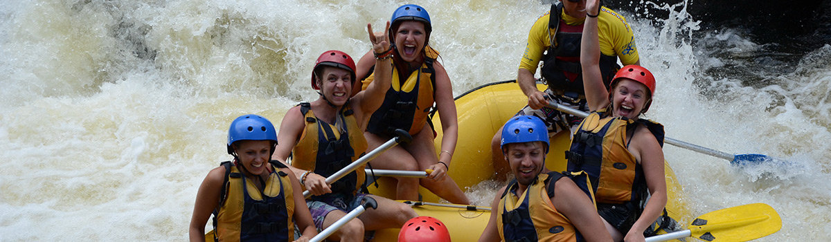 White Water Rafting Adventures Cairns