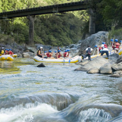White Water Rafting from Cairns -
