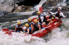 White Water Rafting Port Douglas