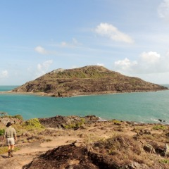 Your 11 Day Camping Safari Tour Includes A Visit To Thursday & Horn Islands