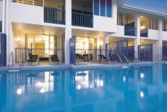 Your Teenagers Can Access The Main Pool Direct From Your Apartment | Oaks Lagoon Resort Port Douglas North Queensland