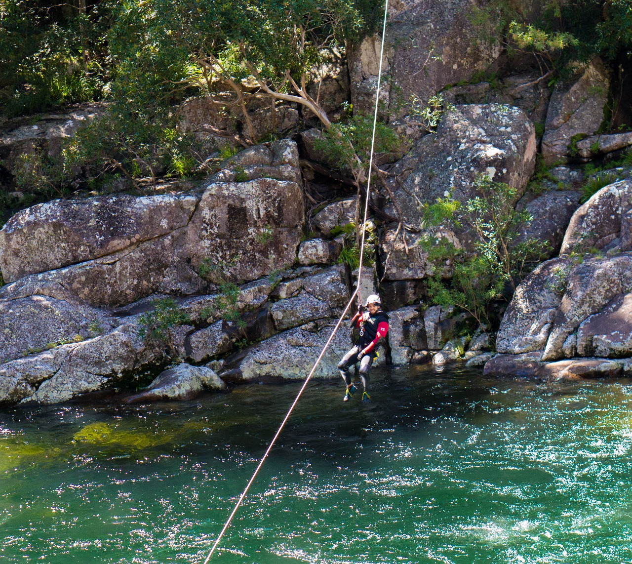 Abseiling tours